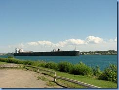7744 Ontario  - Sault Ste Marie - American Integrity self unloading bulk carrier
