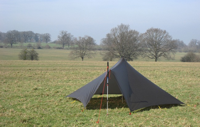 PITCH & STRIKE A HIKE TENT - 1