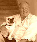 Loyal DW reader Susan sent this shot of her husband and his best bud Boomer.