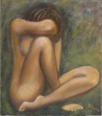Art%20Gallery-Quadri-Paesaggi-Silvia%20Totaro-nudo_di_donna_40x40_tela_2