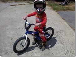 Will, bike