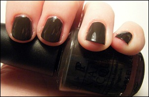 OPI I Brake for Manicures Swatch