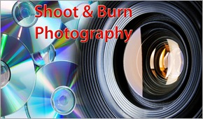 Shoot and Burn Photography