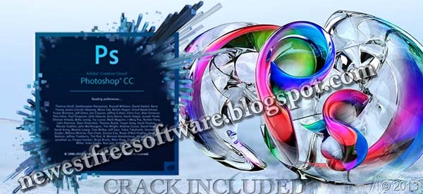 Adobe Photoshop CC Free Download Crack