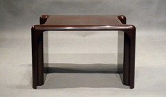 Giotto Stoppino Scagno table for Elco