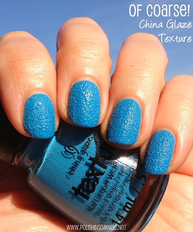 China Glaze Of Coarse!