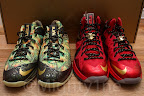 nike lebron 10 ps elite championship pack 12 12 Release Reminder: LeBron X Celebration / Championship Pack