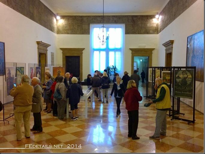 Mostra di grafica pubblicitaria e di oggetti rari della Ferrara del '900,25 Ottobre - 22 Novembre 2014, Ferrara, photo2