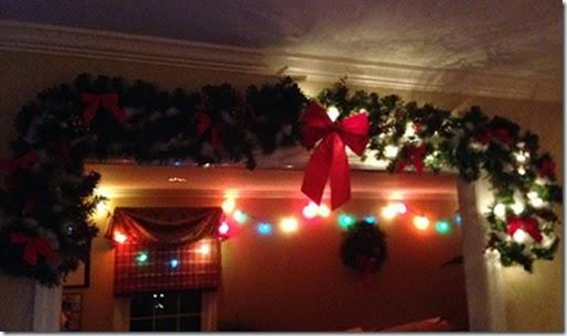 christmas lights broken