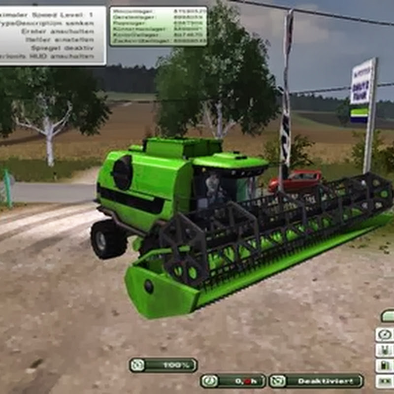 Farming simulator 2013 - Deutz 7545 BIG v 1.0
