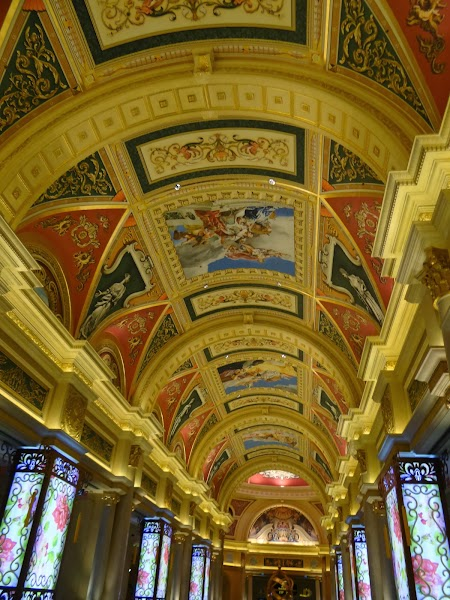 Obective turistice Macao: Tavan the Venetian