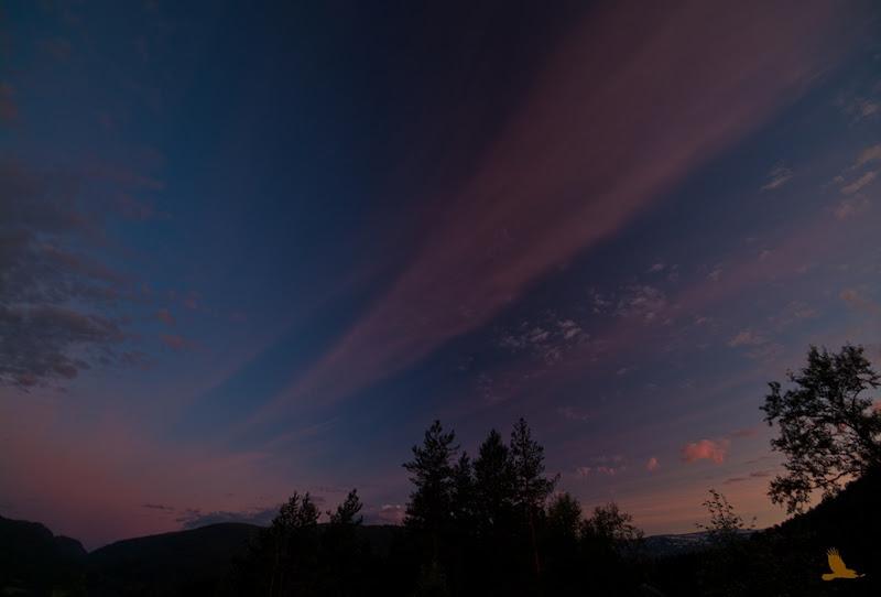 Solnedgang oppheim 2011