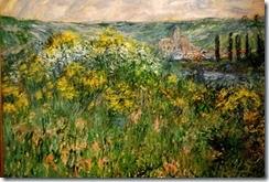 Claude Monet Pres de Vetheuil