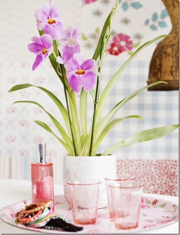 case e interni - interior design - living - dettagli di primavera (9)