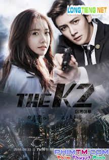 Mật Danh K2 - The K2 Tập 16 17 Cuối