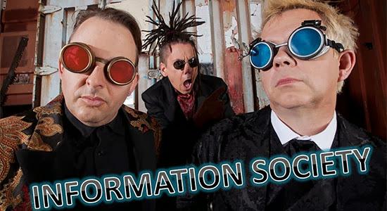 Information Society se apresenta dia 12, quarta, em Campinas