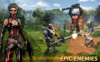 Screenshot of Evolution: Battle for Utopia