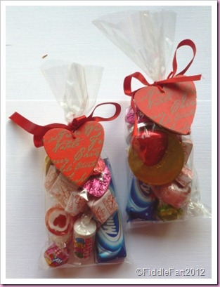 Valentine Bags of Love