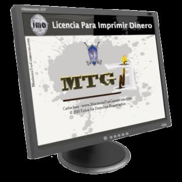 Licencia para imprimir dinero - Carlos Juez [Video+Audio+Libro | Español | 5.8 GB]