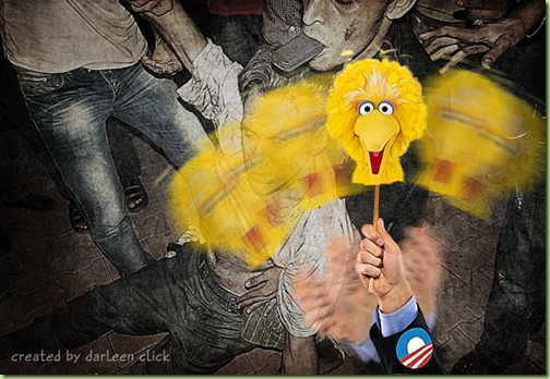 big bird not murder