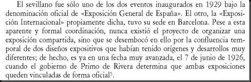 Expos Sevilla Barcelona