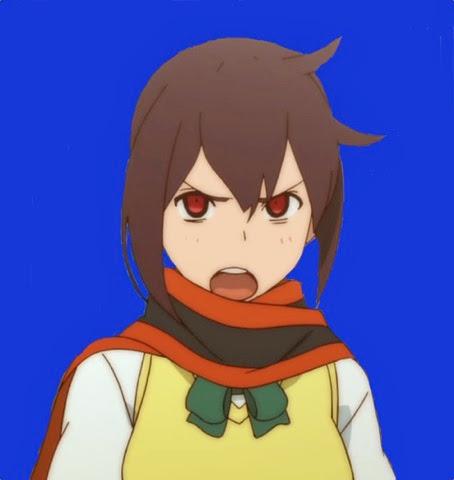 obnoxious angry schoolgirl