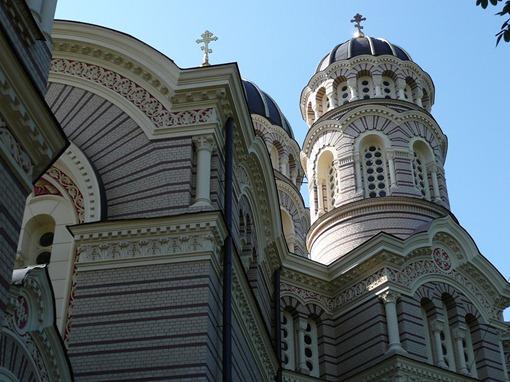 Рижский кафедральный Христорождественский собор