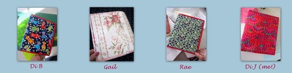 Quilt Folder Collage