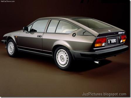 Alfa Romeo Alfetta GTV 6 2.5i - Side2