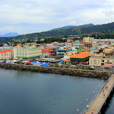 The Colorful Capital of Roseau, Roseau, Dominica