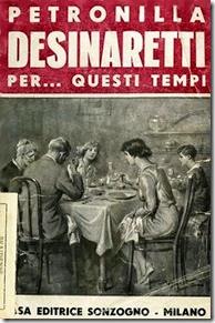 Petronilla, Desinaretti, Sonzogno