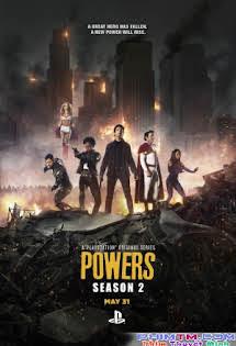 Sức Mạnh Tối Thượng :Phần 2 - Powers Season 2 Tập 2 3 Cuối