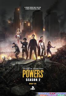 Sức Mạnh Tối Thượng :Phần 2 - Powers Season 2