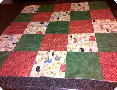 120.Colton's Linus blanket