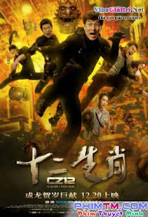 12 Con Giáp - Chinese Zodiac Vietsub Tập HD 1080p Full