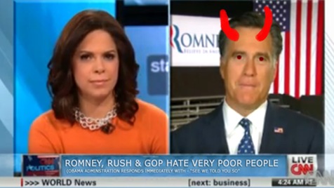 RomneyNotConcernedWithPoor