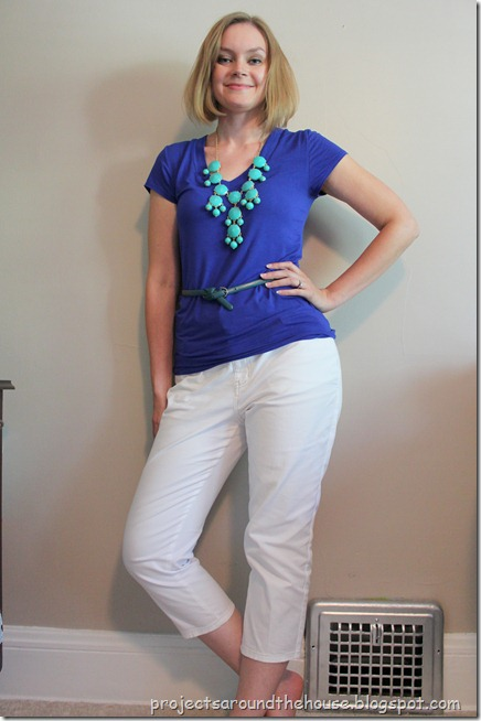 capri refashion j crew bubble necklace