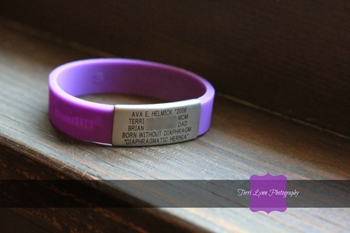Road ID Bracelet single