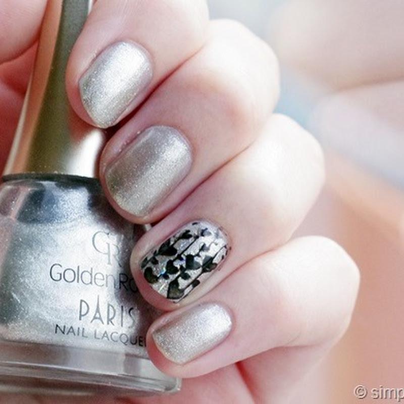 [Lacke in Farbe und Bunt] #06 Silber