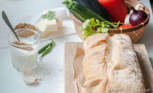 Tandoori grilled veggie sandwich-3