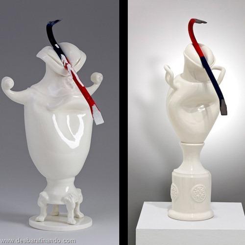 peças de porcelana quebradas maleaveis desbaratinando  (26)