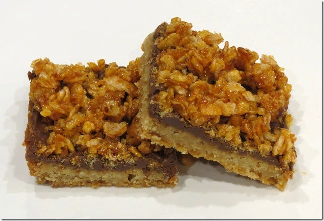 TWD-BCM Crispy Topped Brown Sugar Bars