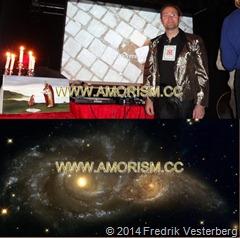 DSC02445.JPG Fredrik poesi guldjacka läder rymden. Med amorism