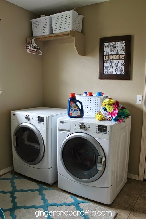 Laundry Room #LaundrySimplified #CollectiveBias