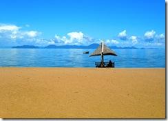 A beach at Chipoka, Malawi. Photo: ExpressGiant