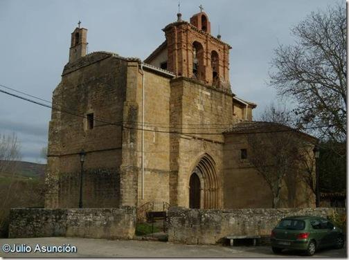 Iglesia de Riezu - Valle de Yerri - Navarra