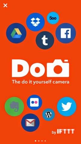 DO Camera起動画面