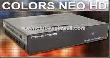 NEONSAT COLORS HD E NEO HD - LOADER -