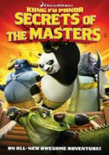 Kung Fu Panda: Bí Mật Đen Tối