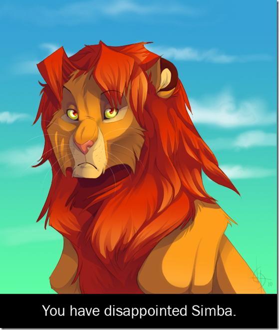 El Rey León,The Lion King,Simba (26)